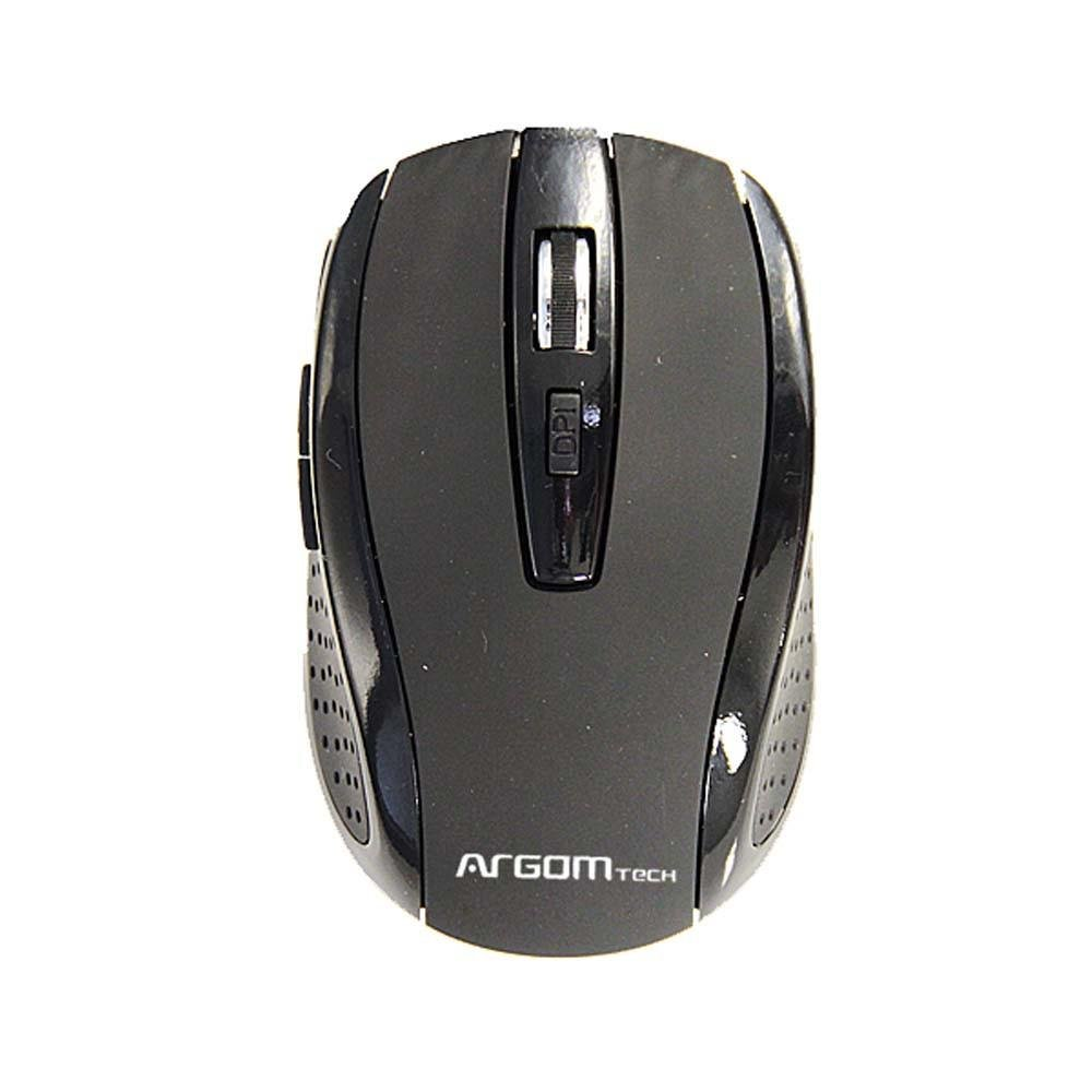 Mouse ARGOMTECH Wireless 2.4 GHz 1600 Dpi Ms32