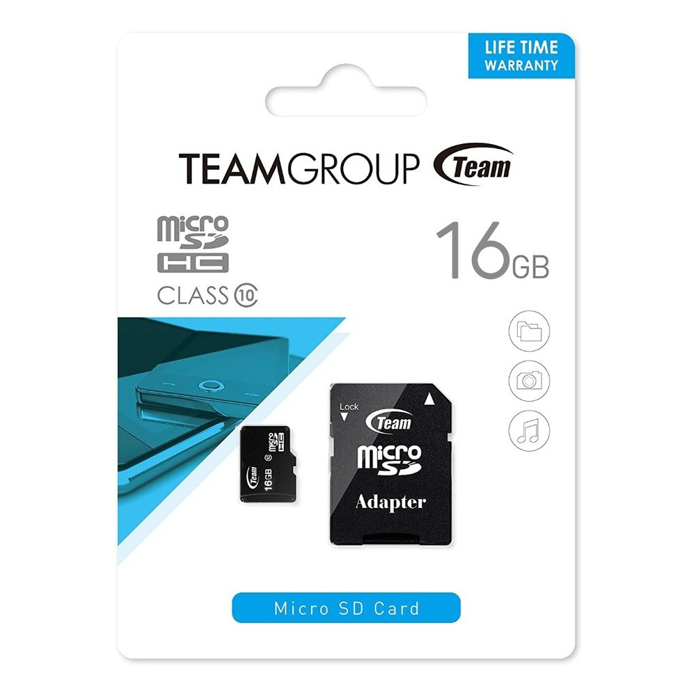 Memoria Micro Sd Team Group 16GB