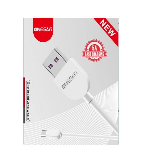 Cable Usb Super Carga 5.0A Tipo C